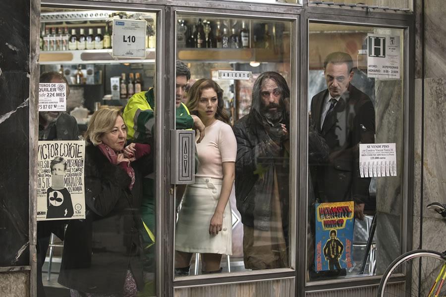"""El Palentino, el bar donde se ha rodado """"El Bar"""" de Álex de la Iglesia"""