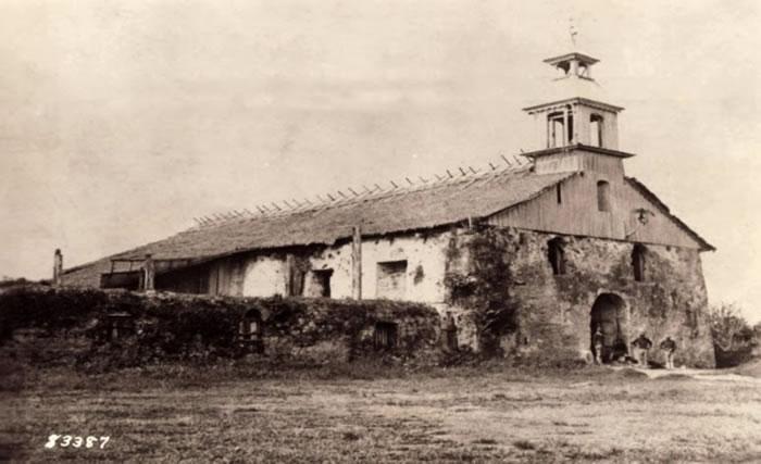 """La iglesia donde lucharon los """"últimos de Filipinas"""""""