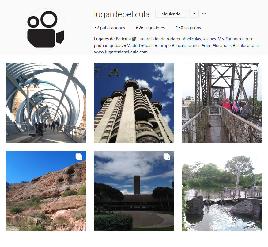Lugardepelicula-instagram lugar de pelicula rodajes localizaciones